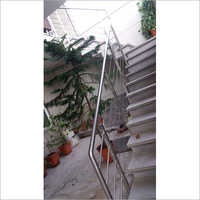 SS Wire Rope Railing