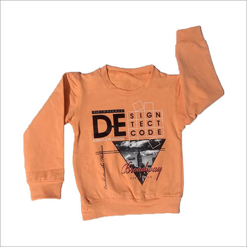 Kids Designer Printed Sweatshirt