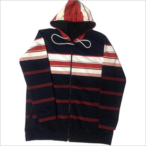 Mens Full Sleeves Hoodie Sweatshirt