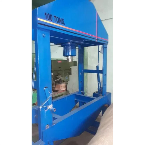 HAND OPERATED HYDRAULIC H TYPE PRESS