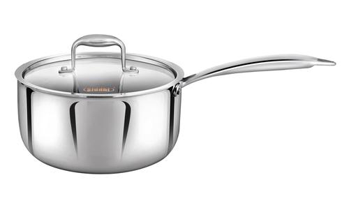 Tri-ply Stainless Steel Sause Pan