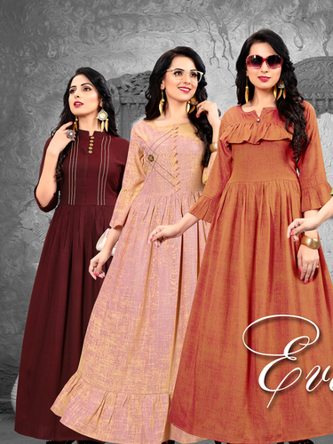 Ladies Kurtis Evelyn-2 Catalog