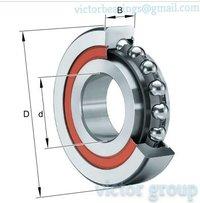 INA Axial angular contact ball bearings BSB-2Z-SU SERIES