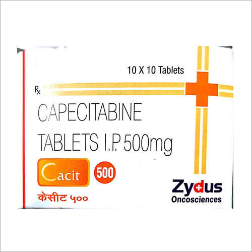 Cacit 500 MG Capecitabine Tablets IP