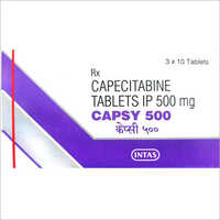 Capsy 500 MG Capecitabine Tablets IP