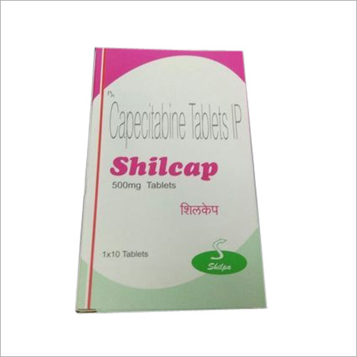Shilcap 500 MG Capecitabine Tablets IP