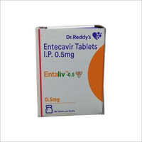 0.5 MG Entecavir Tablets IP