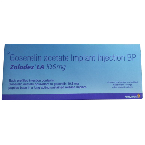 10 8 MG Goserelin Acetate Implant Injection BP