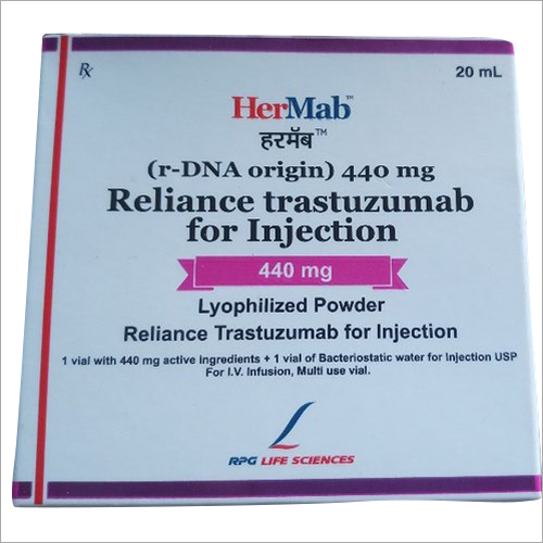 440 MG Reliance Trastuzumab For Injection