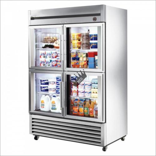Four Door Refrigerator Power Source: Electrical