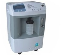Contec Single Flow Oxygen Concentrator, Weight: 25k Gs, Model Number: Oc-101