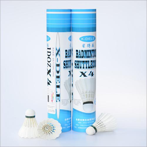 X4 Badminton Shuttlecock
