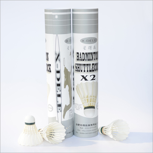 X2 Badminton Shuttlecock