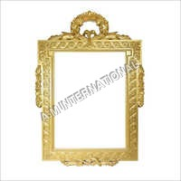 Hand Carved Antique Mirror Frame