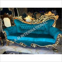3 Seater Antique Diwan Sofa