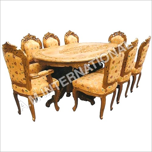 8 Seater Wooden Dining Furniture