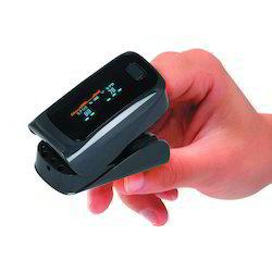 Fingertip Pulse Oximeter with Alarm Beep Sound