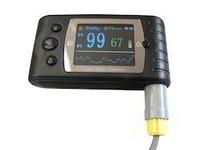 Pulse Rate Niscomed Handheld Pulse Oximeter CMS-60 C, for Hospital, Model: CMS 60C