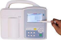 Three Channel ECG Machine with Touch Screen ( Model No:-302)