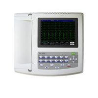 Twelve Channel ECG Machine