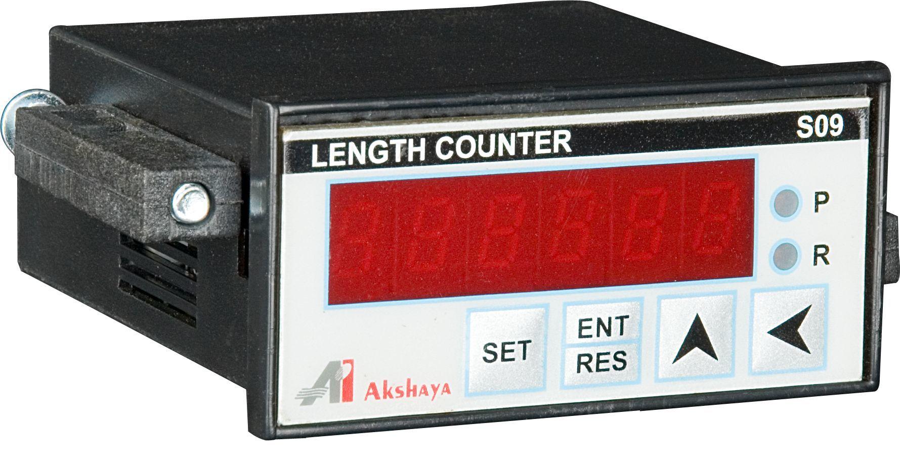 Preset counters