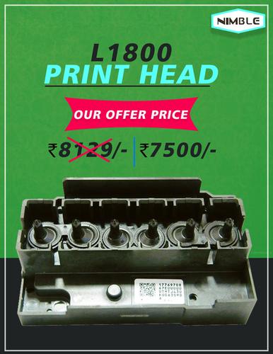 EPSON L1800 PRINT HEAD