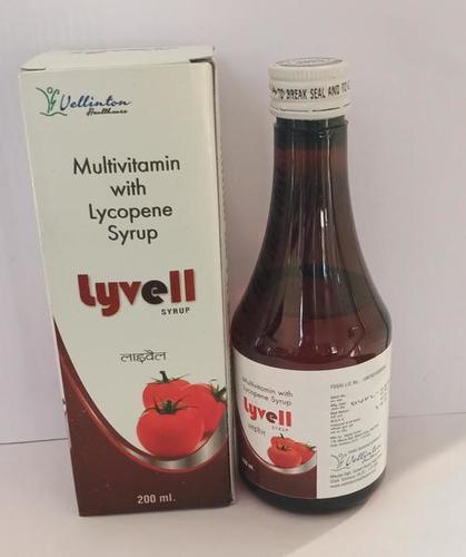 Lycopene +Multivitamin Antioxidant