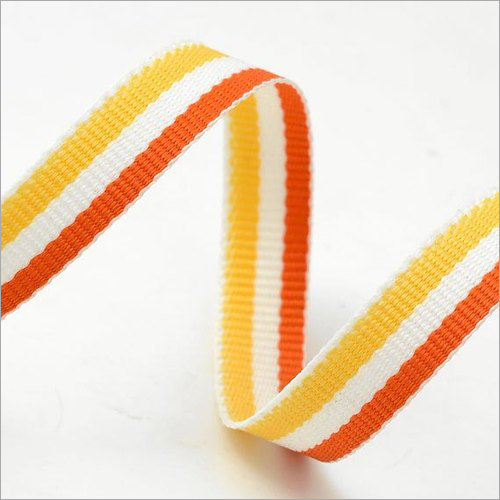 Yarn Dyed Twill Tape