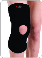 Knee Cap Open Patella (Neoprene with Hinges)
