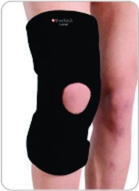 Knee Cap Open Patella (Neoprene with Hinges)