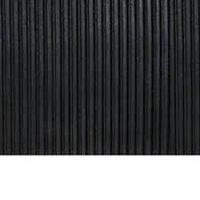 flat rib rubber mat