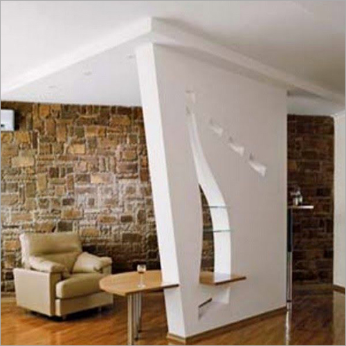 Gypsum Dry Wall Partition