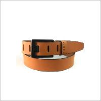 Tan Punch Belt