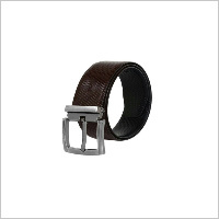 Black Snake Look Fromal Reversibal Belt