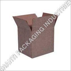 Jute corrugated packaging box