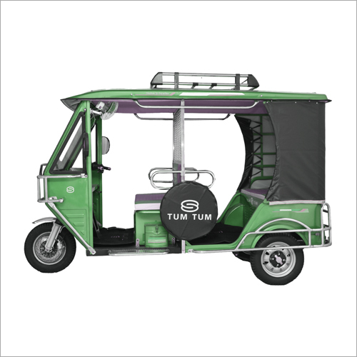 Side Cover E-Rickshaw