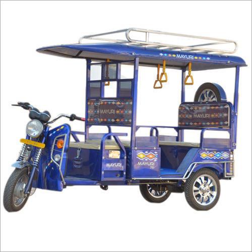 Mayuri Passsenger Blue E-Rickshaw