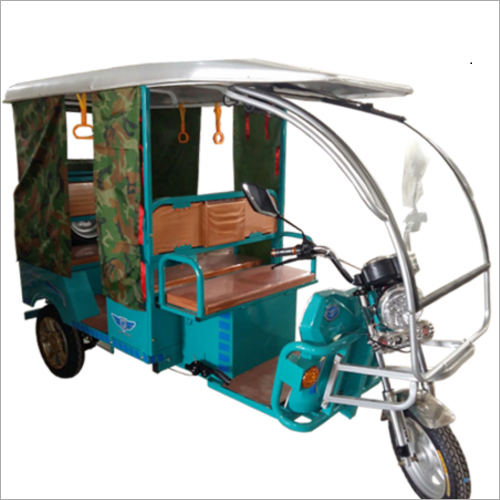 Indo Wagon E-Rickshaw