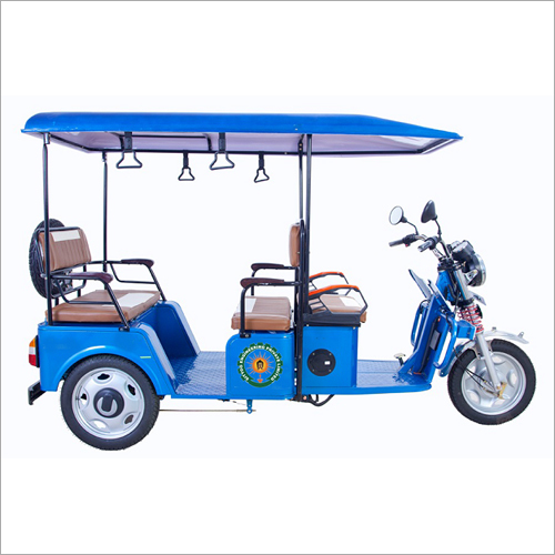 Sityog Battery Rickshaw