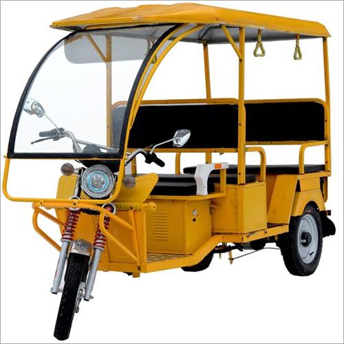 Tumtum Battery Rickshaw
