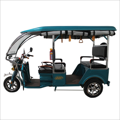 Jezza Motor Electric Rickshaw