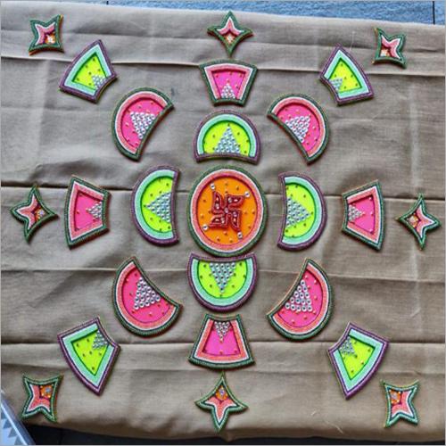 Fiber Diwali Rangoli