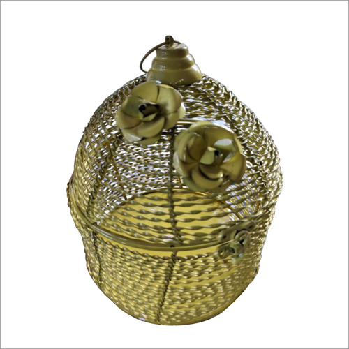 Hanging Decorative Cage