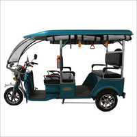 Jezza Motor Battery Rickshaw