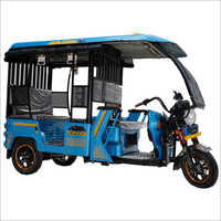 Indian Electric Rickshaw