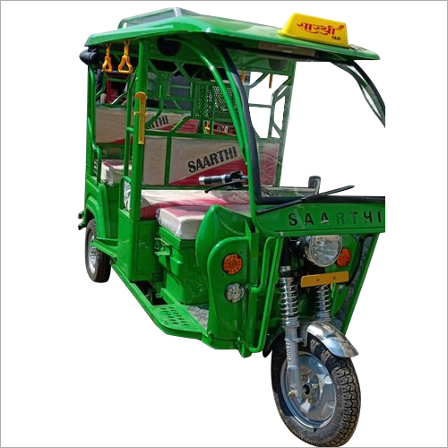 Three Wheeler Electric Rickshaw