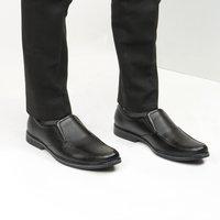 Black Formal Shoes Slip On shoes