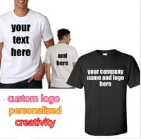 PRINTED PROMOTIONAL T SHIRT