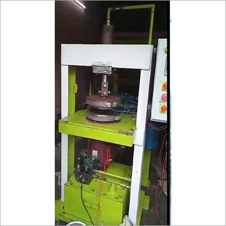 Semi Automatic Single dies Hydraulic Machine
