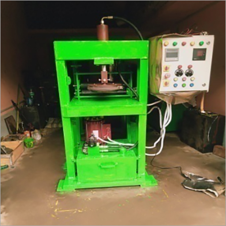 Semi Automatic Single dies Hydraulic Machine